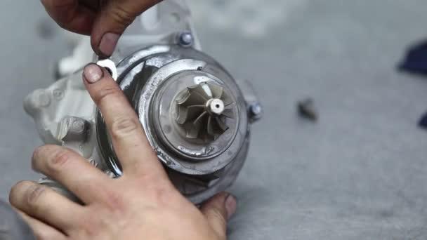 reparatie turbina